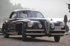 1948 Alfa Romeo, 6C 2500 SS, Coupé