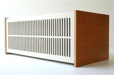Braun L1 loudspeaker for SK4 (Dieter Rams)