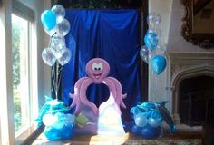 Specialty Decoration Balloons from Affairs Afloat Balloons Fort Worth
