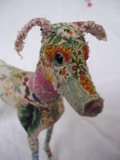 Pretty Scruffy - The Textile Menagerie