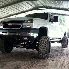jacked up trucks chevy Jacked Up Chevy, Lifted Cars, Lifted Chevy Trucks, Gm Trucks, Jeep Truck, Diesel Trucks, Cool Trucks, Pickup Trucks, Truck Memes