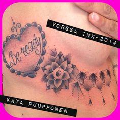 https://www.facebook.com/VorssaInk, http://tattoosbykata.blogspot.fi, #tattoo #tatuointi #katapuupponen #vorssaink #forssa #finland #traditionaltattoo #suomi #oldschool #pin up #mandala