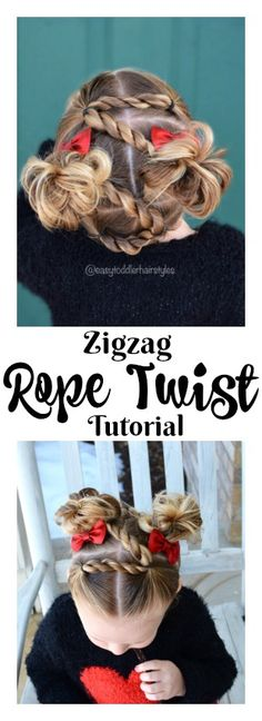 This rope twist hairstyle is great for toddlers and girls who have hair past the Toddler Hairstyles Girl girls great hair Hairstyle rope toddlers twist Baby Hair Dos, Toddler Hair Dos, Easy Toddler Hairstyles, Girl Haircuts, Little Girl Hairstyles, Twist Hairstyles, Hairdos, Baby's First Haircut, Rope Twist