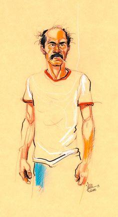 Retrato by José Lázaro