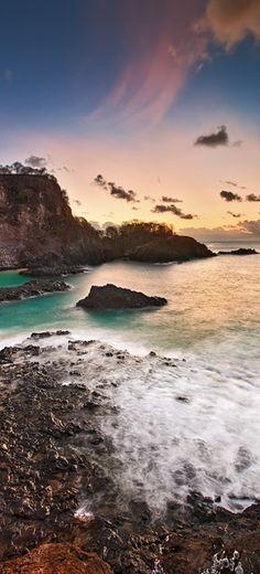 Porcos Bay - Fernando de Noronha - Brazil