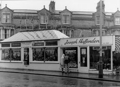 Haffendens Florists Monson Road Road (no date). Photo originally uploaded by Tim Bodiam. Was on the spot from at least 1930 ( Kellys Directory) until the Camden Road, Tunbridge Wells, Special Interest, Florists, Genealogy, 1970s, London, History, Building