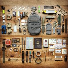 With the popularity of camping, hiking, and trailing at an all-time high, there comes a great demand to known even the most basic of survival skills before heading out on your next outdoor trip. Bushcraft Camping, Bushcraft Kit, Camping Survival, Outdoor Survival, Camping Gear, Outdoor Camping, Outdoor Gear, Survival Backpack, Camping Guide