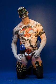 man body painting amazing man body painting amazing man body painting