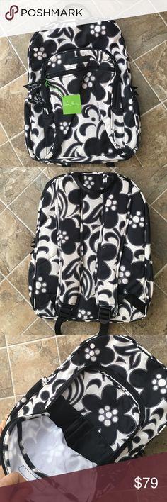 Large Vera Bradley bag pack😍 Brand new! Sturdy yet lite practical roomy bag😍😍.  Enjoy:)😍 Vera Bradley Bags Backpacks