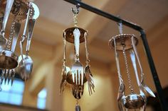 Make your own Kitchen Wind Chime....