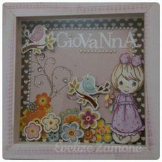 Porta maternidade Giovanna