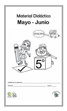 Quinto  Material de apoyo Mayo-Juniol 2014-2015