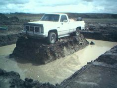 Never irritate a woman who can operate a backhoe