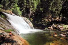 Best Swimming Holes in Nor Cal!--- gonna have to hit up some of these next summer!! (: