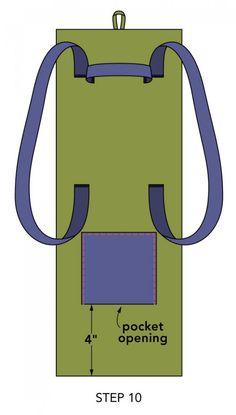 Stylish Backpack | AllPeopleQuilt.com