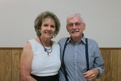 Jacque Jabs/Special to the Record Searchlight  Marie and Roy Norris of Redding attend the Anderson Cottonwood Senior Dance Club on June 25 at the Frontier Senior Center in Anderson. Go to www.redding.,com for more Scene! photos.