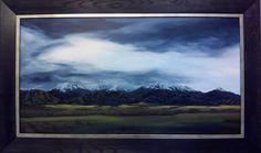 HANMER by KAREN SMITH - #NZartist #karensmith #hanmersprings #NZScenery #majubagallery
