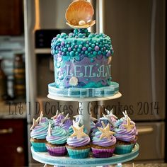 Under the Sea  fish cake23........For more info, Please visit: https://cakerschool.com/