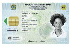 O documento reuniria dados biométricos e civis, como Registro Geral, Carteira Nacional de Habilitação e o título de eleitor