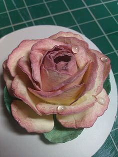 Gorgeous Rose tutorial