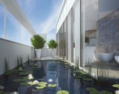 Private Penthouse by Ando Studio (2)