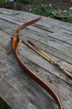 Archery Bow Ben Pearson Golden Sovereign series by PodunkHollow