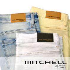 Jeans em vários tons! #mitchellbr