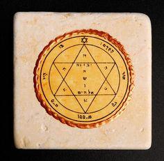 King Solomon Seals Jewelry | Amuleto Sellos Pentáculo de Salomón | Sigilli di Re Salomone | Pentacoli Pentacles Amulets - Solomon Seals