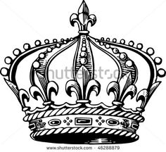 Medieval Crown Drawing at PaintingValley com Explore collection of Medieval Crown Drawing Crown drawing Crown tattoo design Crown tattoo