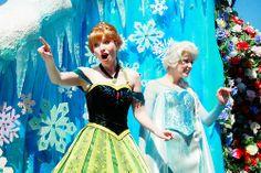 Such a good Anna Festival of Fantasy ~ Anna and Elsa (by seaprincesss)