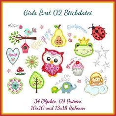 Girls Best 2 Stickdatei http://www.rock-queen.de/epages/78332820.sf/de_DE/?ObjectPath=/Shops/78332820/Products/20061