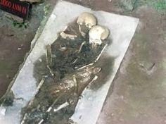 #Firenze Calabria, nel geosito della Grotta del Romito il cranio di un bambino risalente al Paleolitico: ...archeologo dell´Università di…
