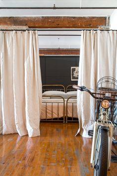 Scott & Kristan's Inspiring Arts District Loft — House Tour | Apartment Therapy