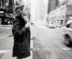 Léa Seydoux. Rag & Bone. 2013.