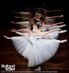 """""""Giselle"""", Stuttgarter Ballett"""