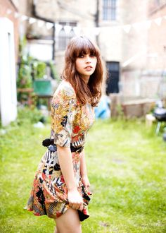 "sersh: ""Felicity Jones photographed for The Telegraph on June 20, 2011 in London, England """