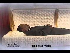 Golden Gate Funeral Home TV Ad MUST SEE - YouTube