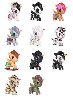Unicorno Blind Box Mini Series 2