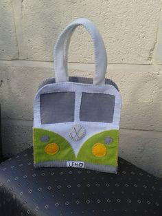VW Bus handbag - I need to make me some!!