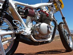 AHMRA 350 Sportsman Race-Bike