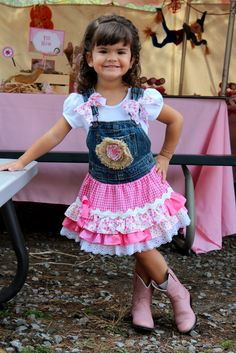 """Photo 25 of 35: Cowgirl Birthday Party / Birthday """"Andrea's 3rd Birthday Party"""" 