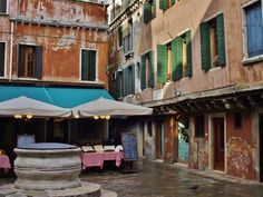 Textures of Venice