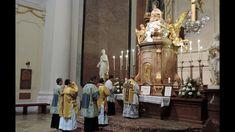 Missa solemnis in Šaštín, 2016