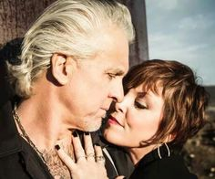 Pat Benatar and Neil Geraldo