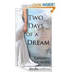 """We wrap up #RomanceWednesday with """"Two Days of a Dream"""" by Kathryn Gilmore. 99¢ or free for Prime subscribers."""