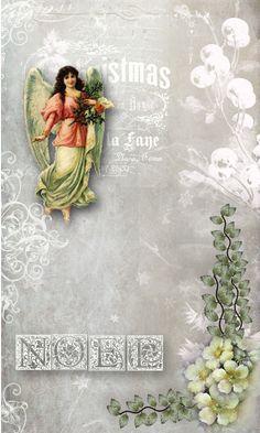 Angel - free printable - Astrid's Artistic Efforts