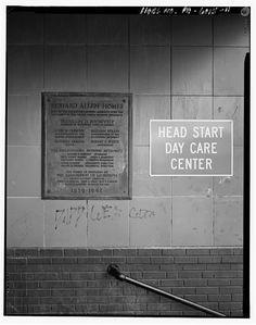 - Richard Allen Homes, Bounded by Poplar & Ninth Streets, Fairmount Avenue & Twelfth Street, Philadelphia, Philadelphia County, PA