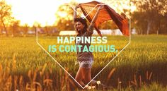 Infect me with your #happiness.  #motivation #inspiration #quote