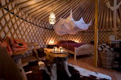20 Best Cedar House Inn's Yurts- Glamping images in 2012