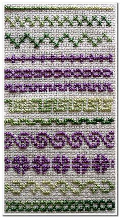 Cross Stitch Boarders, Cross Stitch Bookmarks, Cross Stitch Love, Cross Stitch Needles, Cross Stitch Flowers, Cross Stitch Designs, Cross Stitching, Cross Stitch Embroidery, Cross Stitch Patterns